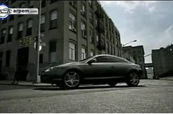 Video Renault Laguna Coupe Trailer