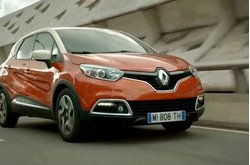 Video Renault Captur Spot TV