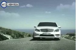 Mercedes-Benz Clase C AMG Edition Spot