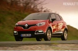 Video Renault Captur Test