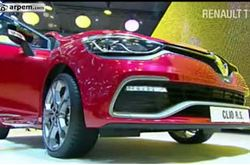 Video Renault Captur Ginebra 2013