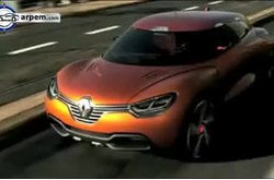 Video Renault Captur Concept Trailer