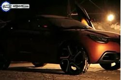 Video Renault Captur Concept Videoclip Courchevel