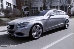 Video Mercedes-Benz Clase CLS Shooting Brake