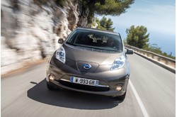 Fotos coches Nissan LEAF