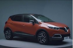 Video Renault Captur Zip Collection
