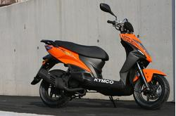 KYMCO Agility RS 50 Naked