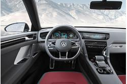 Fotos de coches Volkswagen Cross Coupé prototipo
