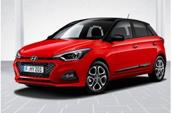 Fotos coches Hyundai i20