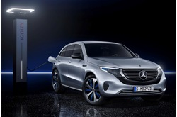 Fotos de coches Mercedes-Benz EQC