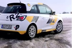 Video Opel ADAM R2