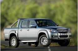 Fotos de coches Mazda BT-50