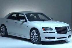 Chrysler 300C Motown Edition