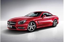 Mercedes-Benz SL 500 2012