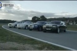 Video Rolls Royce Phantom Series II Modelos 2012