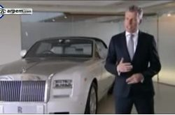 Video Rolls Royce Phantom Series II Entrevista