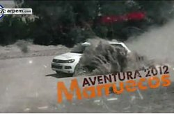 Video VW Touareg Aventura Marruecos