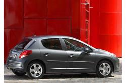 Fotos coches Peugeot 207