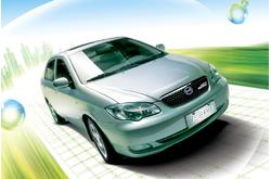 Fotos coches BYD F3DM
