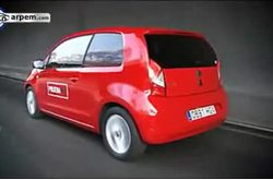 Video SEAT Mii Conducción Barcelona