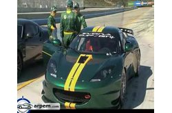 Video Lotus Evora GT4 Circuito