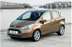 Fotos coches Ford B-MAX