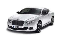 Bentley Continental GT Mulliner 2011