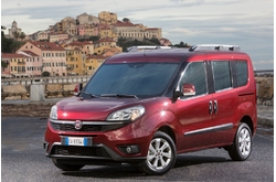 Fotos coches Fiat  Fiat  Doblo Dobló Panorama Easy 1.4 95