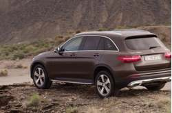 Mercedes-Benz GLC 250d 4MATIC 2016 Exterior