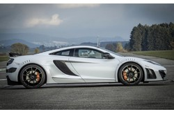 Fotos coches McLaren MP4-12C
