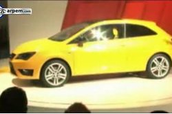 Video SEAT Ibiza Cupra Concept China 2012