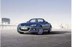 Mazda MX5 Soft Top 2013