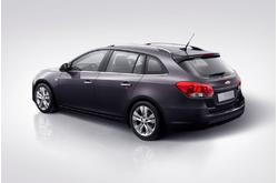 Fotos coches Chevrolet Cruze
