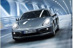 Fotos coches Porsche Cayman