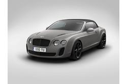 Bentley Continental Supersports ISR Convertible 2011