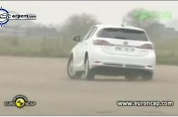 Lexus CT 200h Test