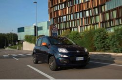 Vídeo Fiat Panda K-Way Dinámica