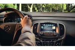 Video Buick Lacrosse IntelliLink