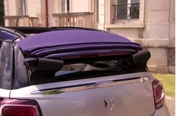 Video Citroën DS3 Cabrio maletero