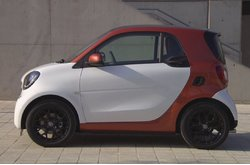 Smart Fortwo Edition #1