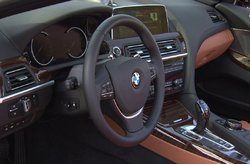 Vídeo BMW Serie 6 Cabrio 2015 Interior