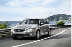 Fotos coches Volvo  Volvo  V70 D4 Kinetic