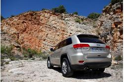 Fotos coches Jeep  Jeep  Grand Cherokee 3.0 V6 Diesel Limited 250 CV