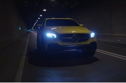Vídeo Mercedes-Benz Concept GLC Coupé Dinámico