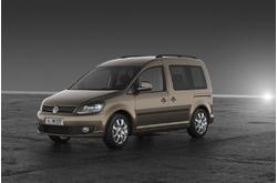 Fotos coches Volkswagen Furgoneta  Volkswagen Caddy Trendline Bluemotion Technology 1.6 TDi 102 Cv