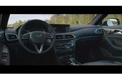 Vídeo Infiniti Q30 2016 Interior