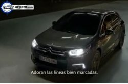 Video Citroën DS4 Episodio Pasión