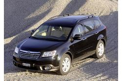 Fotos coches Subaru Tribeca