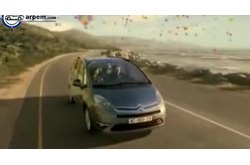 Video Citroën Grand C4 Picasso Visiospace
