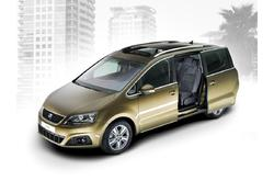 Fotos coches SEAT  SEAT  Alhambra 1.4 TSI 150 CV Ecomotive Reference